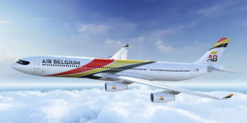 Air Belgium voor Air France