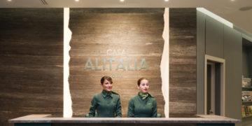 Voel je welkom in de nieuwe Casa Alitalia Lounge in Rome