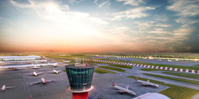 Komt Heathrow er straks zo uit te zien?