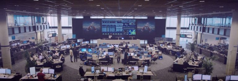 KLM's Operations Control Center