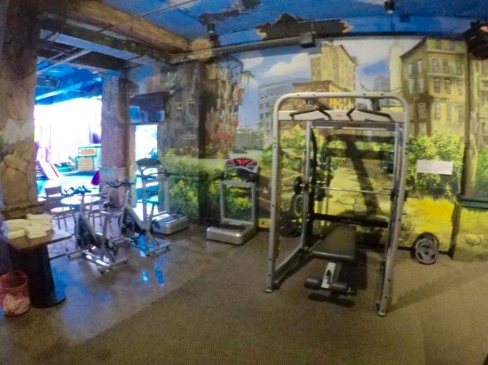 fitness, sunland, hotel