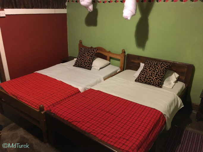 Review - Airbnb Maasai Simba Camp, Amboseli National Park