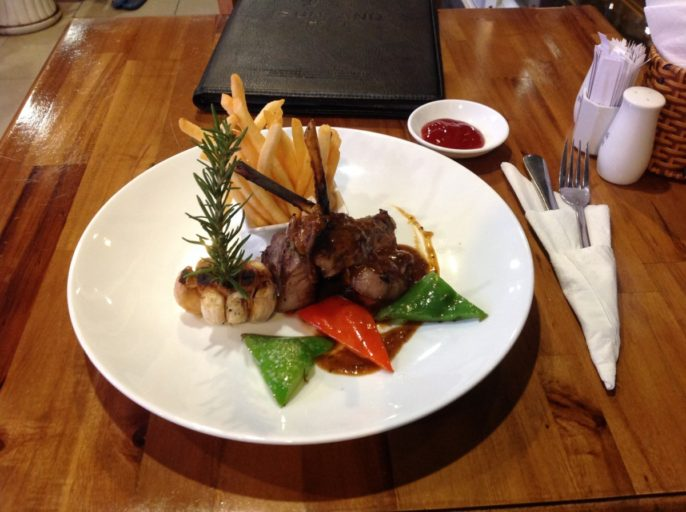 sunland, hotel, restaurant, review