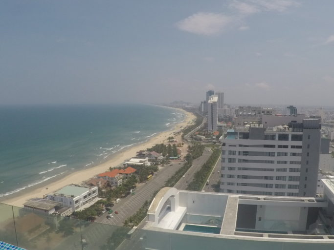 strand, da nang, vietnam