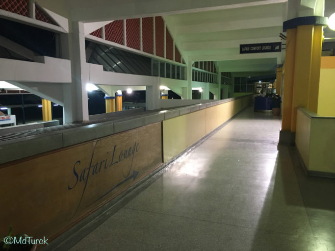 Review - Mombasa Moi International Airport (MBA) & Safari Lounge