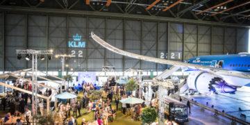 KLM Platinum for Life event