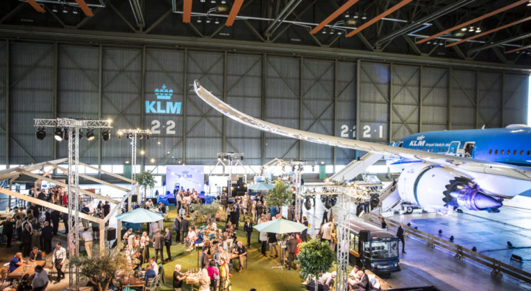 KLM Platinum for Life event