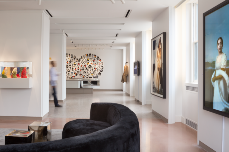 Kunst in 21c Museum Hotel (Foto: 21c Museum Hotel)