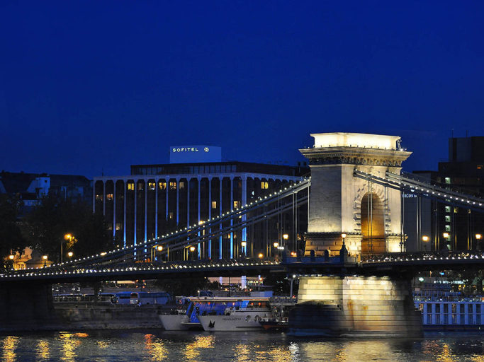 Sofitel Budapest Chain Bridge (Foto: AccorHotels)