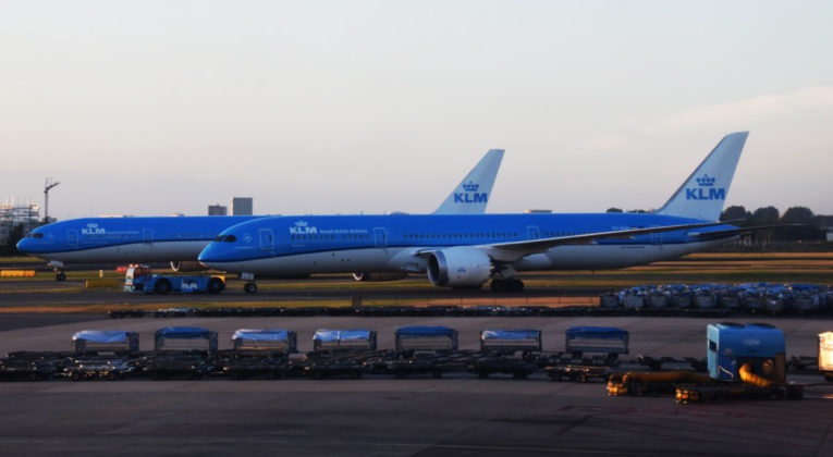 Nieuwe Winterdienstregeling KLM 2018-2019