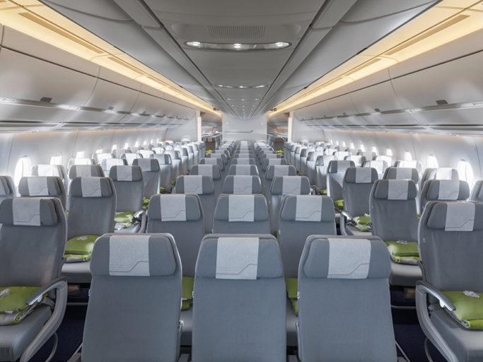 Finnair zet nieuwe A350 in op vluchten naar VS