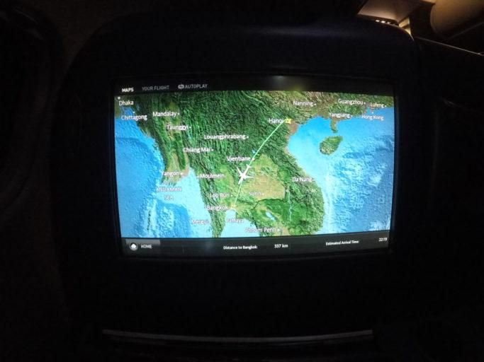 bangkok, Thai airways, a330, business class