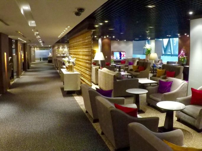 thai airways, royal first, lounge, bangkok