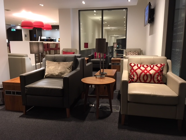 British Airways Club lounge Gatwick, British Airways, Gatwick airport