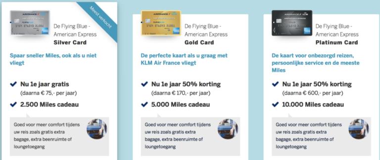 """""""American Express vernieuwde kaart aanbiedingen - Platinum nu met 50% korting"""