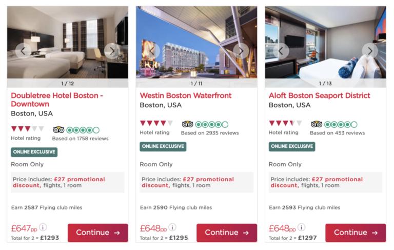 Virgin Atlantic Deals