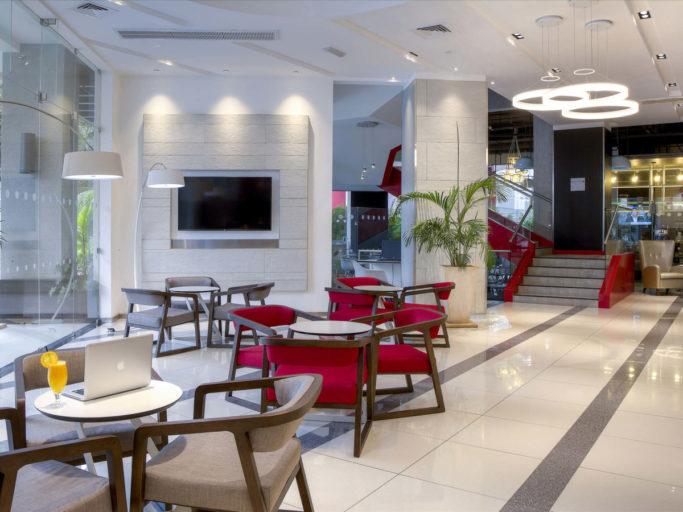 Lobby Ibis Styles Nairobi Westlands (Foto: AccorHotels)