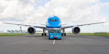Laatste vlootvernieuwing bij KLM in 2018