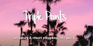 Hilton Honors Triple Points