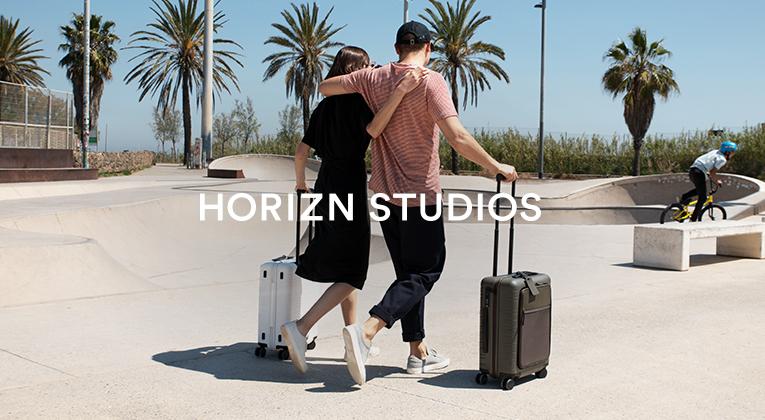 20% korting op HORIZN STUDIOS koffers – [Exclusief]