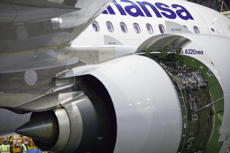 Airbus A320neo van Lufthansa (Foto: Lufthansa Group)