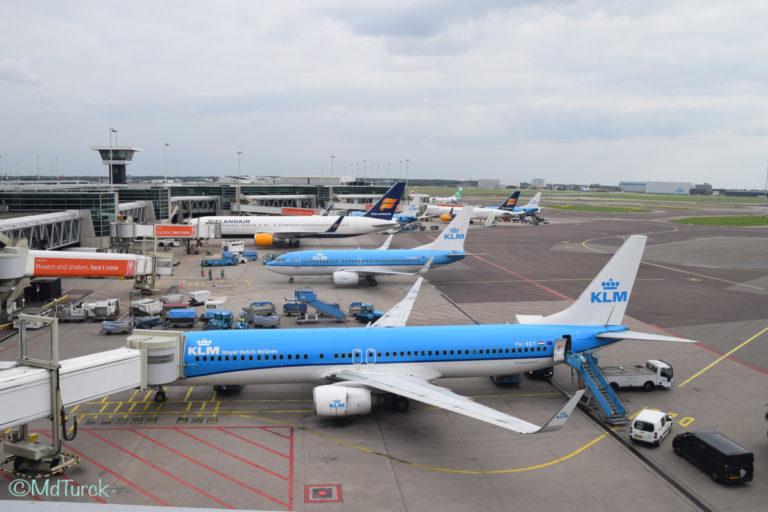 Laatste ontwikkelingen op Schiphol Amsterdam