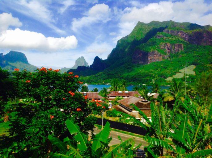 airbnb, frans-polynesië