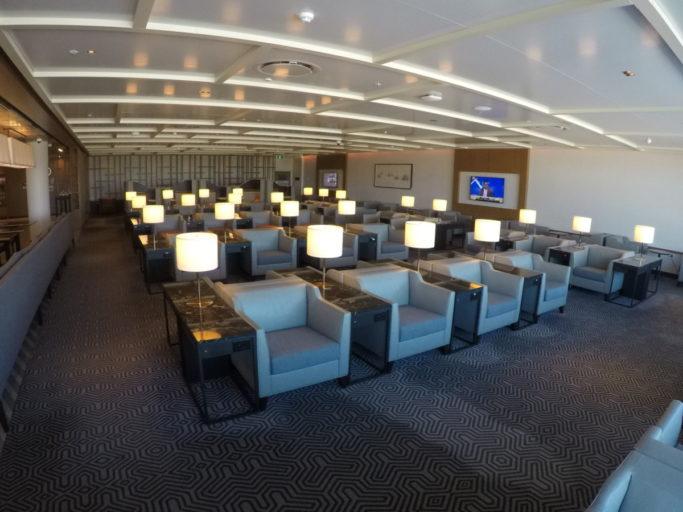 silver kris, lounge, Singapore airlines, Sydney