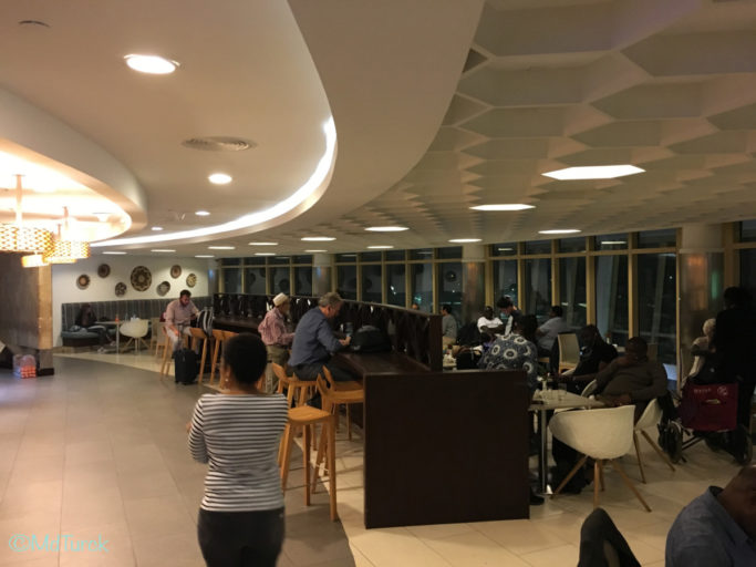 Review Pride Lounge op Nairobi Jomo Kenyatta International Airport (NBO)