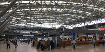 Review Hamburg Airport & Hamburg Airport Lounge