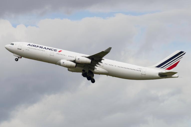 Air France, airbus, a340, a340-300