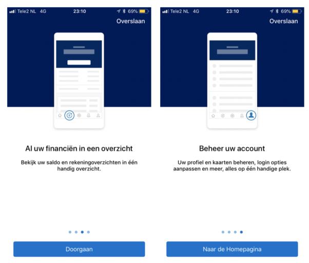 De belangrijkste veranderingen worden snel duidelijk als je de app na de update opent