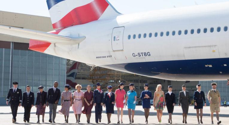 British Airways wordt in een nieuw jasje gestoken