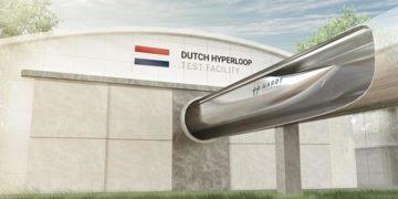 Supersnel naar Schiphol met Hyperloop?