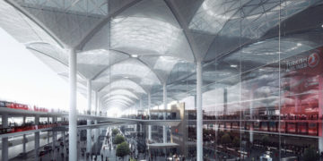 Derde vliegveld Istanbul, Istanbul New Airport, geopend