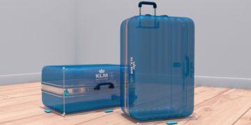 KLM voegt de Augmented Reality handbagage check aan nog een app toe.