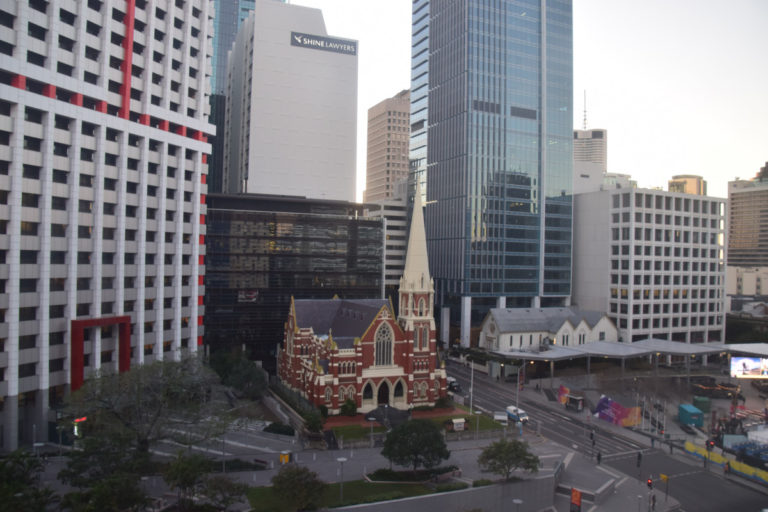 Review: Pullmann Brisbane King George Square