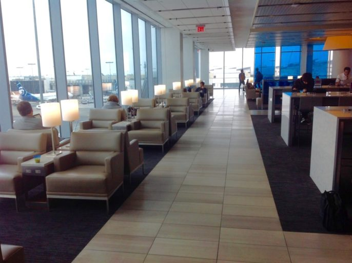 united club, united, lounge, Los Angeles