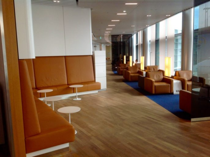 Lufthansa, senator, lounge, frankfurt