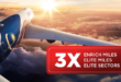 Malaysian Airlines 3x promotie