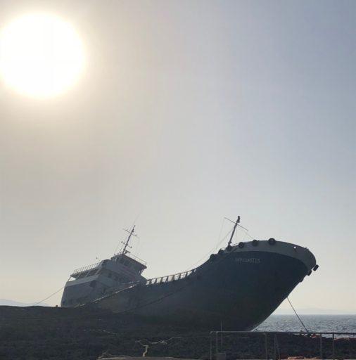 Scheepswrak,Malta