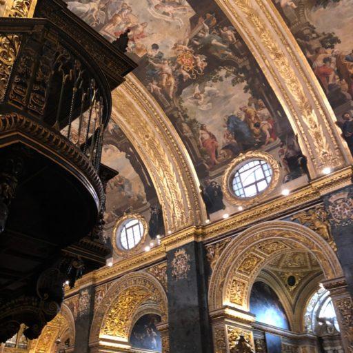 Sint Janscokathedraal, Malta