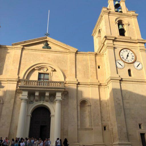 Sint-Janscokathedraal, Malta