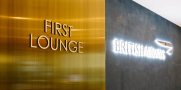 Vernieuwde First Lounge van British Airways op New York JFK
