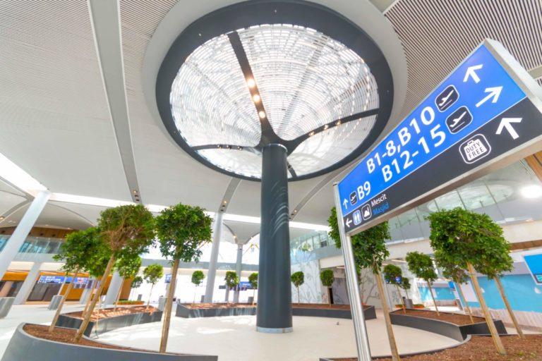 Derde vliegveld Istanbul, Istanbul Airport, gedeeltelijk geopend
