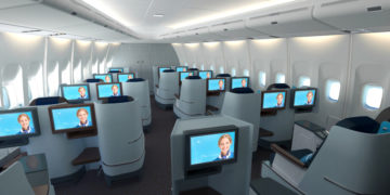 Entertainmentsysteem Air France/KLM