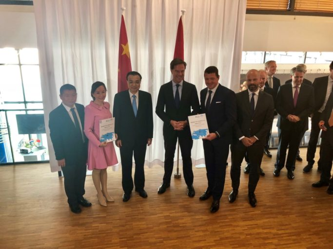 KLM versterkt banden met China voor een betere samenwerking