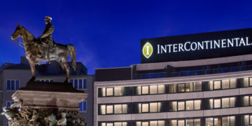 InterContinental Sofia (Bron: IHG)InterContinental Sofia (Bron: IHG)