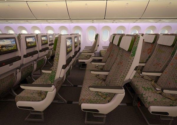 EVA Air economy