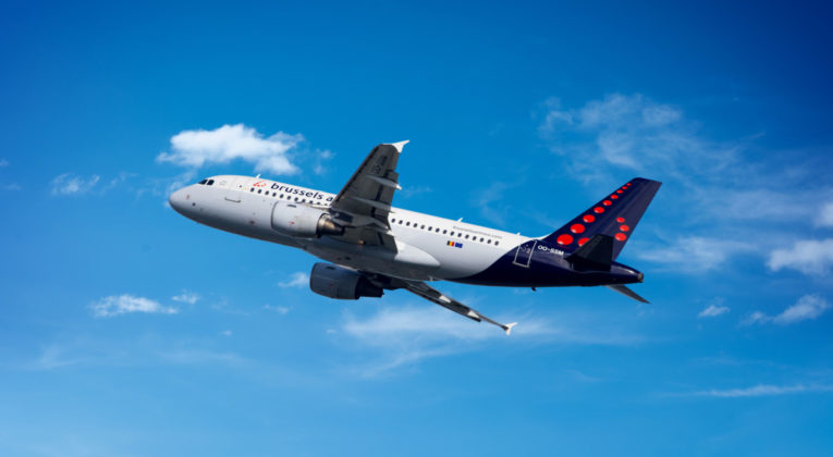 Airbus A319 van Brussels Airlines (Bron: Brussels Airlines)